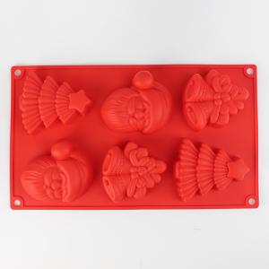 silikon weihnachten form