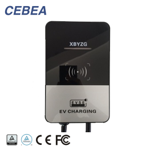 Wall-Mounted EV charger Wall box Type 1 Type 2