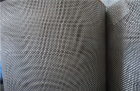 Stainless steel square hole mesh