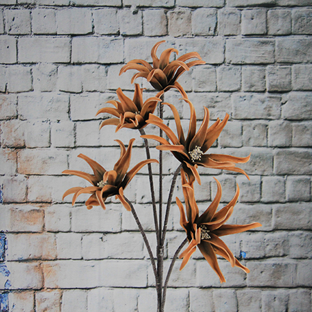 115CM  Artificial Decorative Foam Flower Daisy
