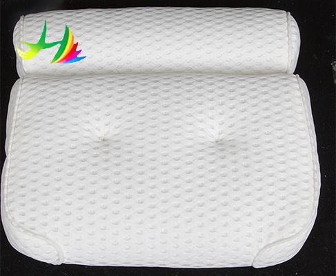 100% Polyester 3D air mesh fabric pillow