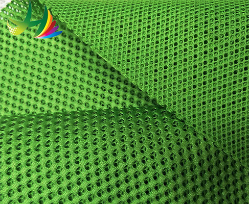 3D high quality textiles polyester material mesh fabric for carpet
