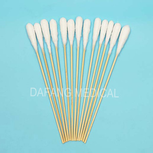 Disposable Medical Cotton Swab