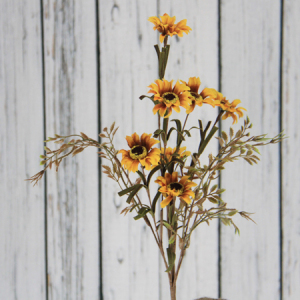 53Cm Artificial/Decorative Wild Flower Sunflower