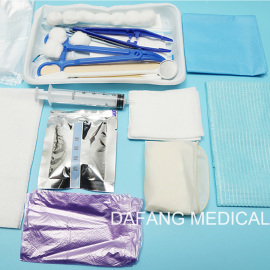 Одноразовый набор для внутривенного вливания