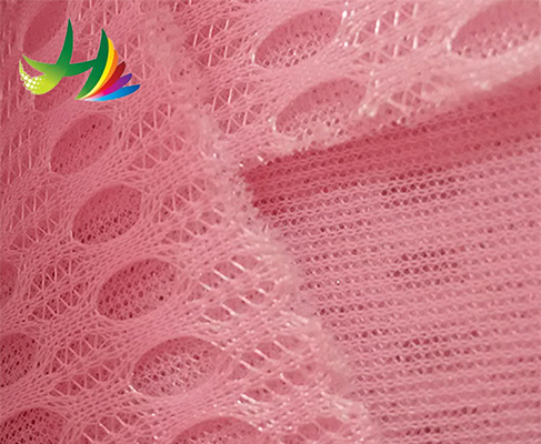 China Factory 3D Air Flow Special Mesh Fabric For Office Chair