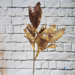 90Cm Artificial Decorative Foam Flower Leaf Spray