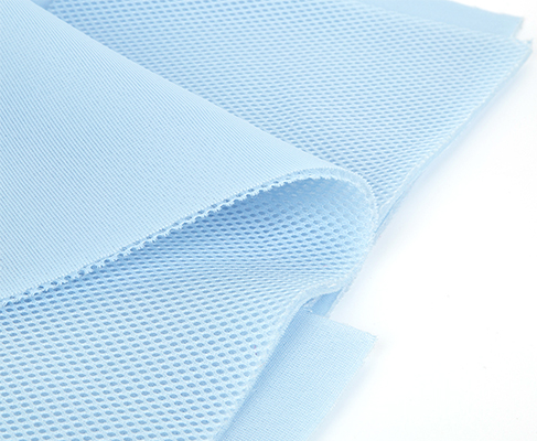 Factory sell 3D 100% polyester mesh fabric,tulle fabric air mesh
