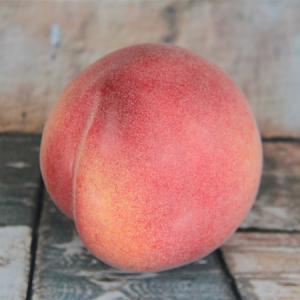 7.3x7.2Cm Artificial/Decorative Simulation Fruits Pink Peach