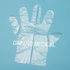 Disposable PE Inspection Gloves