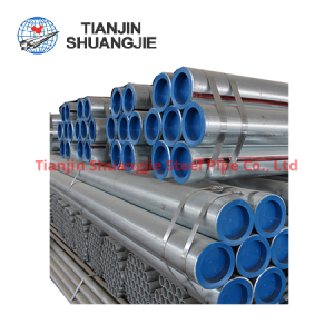 EN10255 high frequency welded pipe