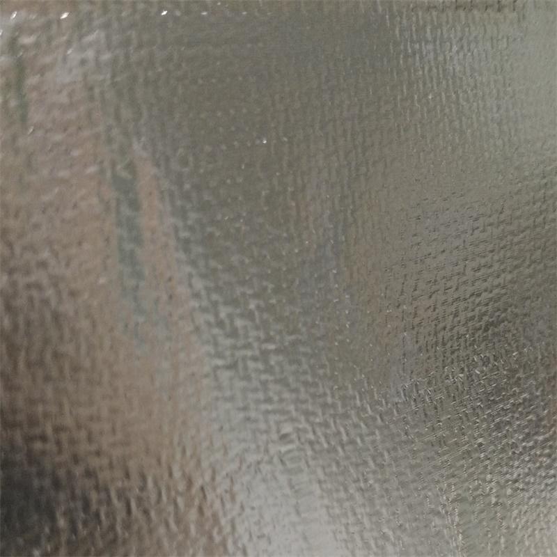 Aluminum foil fiberglass cloth tape