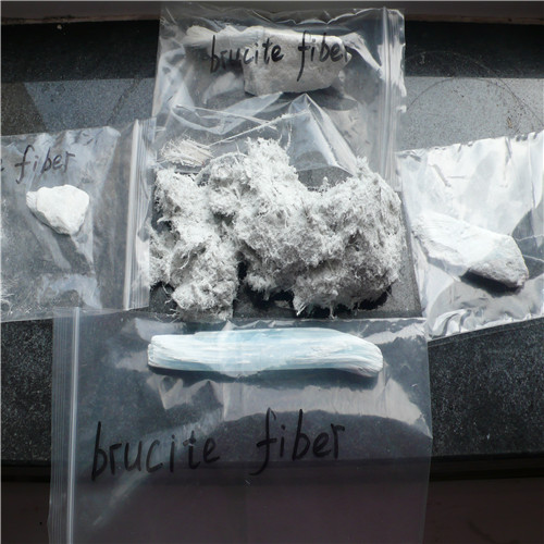 Brucite Fiber - Application