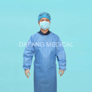 Sterilized Surgical Gown