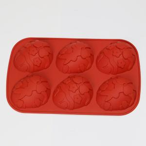 6 Tassen Osterei-Kuchenform