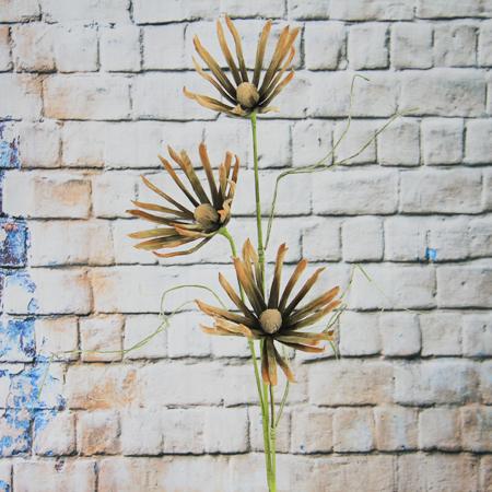112Cm Artificial Decorative Foam Flower Agapanthus