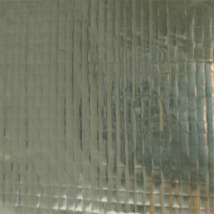 single side aluminum foil woven