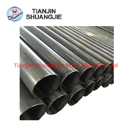 Factory direct sale API 5L X46 high frequency electric resistance welded pipe