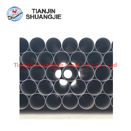 ASTM A252 HFW carbon steel pipe
