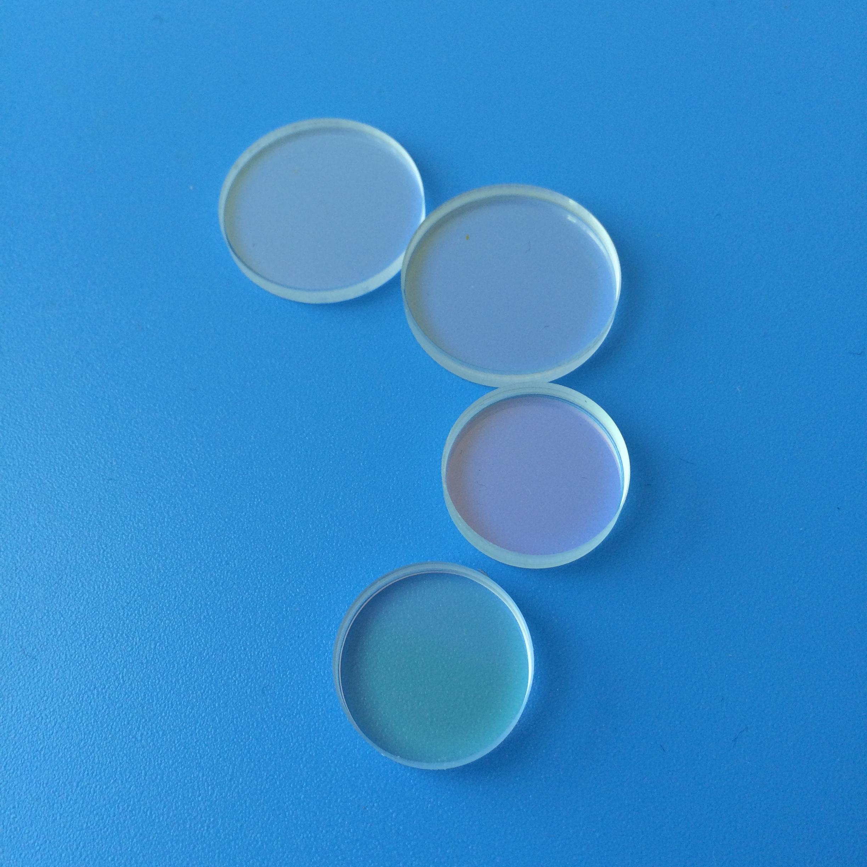 Hochwertige Faserlaserschutzglas / Schutzlinse OG YD30 d5 30 * 5mm P0795-1201-00001 für Precitec Laserschneidmaschinen
