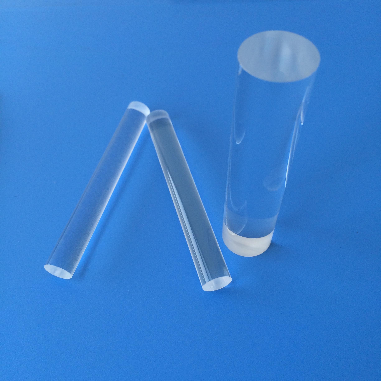 Optische zylindrische Endoskop-Stablinse mit 2,77 mm Durchmesser