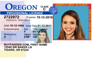 Oregon (U21)