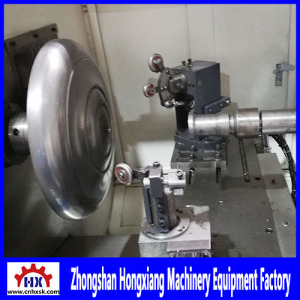 Fast Speed CNC Metal spinning machine Iron spinning Powerful CNC spinning machine