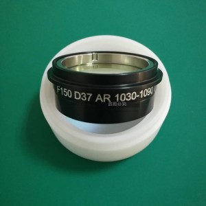 Raytools Collimator Lenses/Focus Lens D37 F100/125/150/200mm For Fiber Laser Cutting Head BM114 6000W Professional