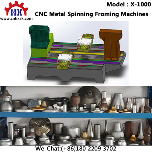 OEM Metal Spinning 201 304 316L 430 Stainless Steel Large Funnel Spinning Processing Machine Equipment