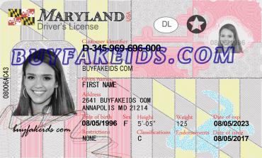 Maryland NEW
