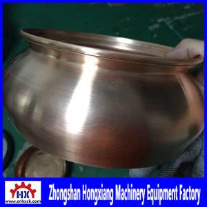 High Efficiency Cnc Metal Spinning Machine Lathe Machine for India Water Storage Pot
