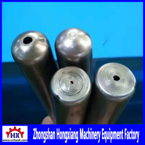 Automatic CNC Stainless Steel Aluminum Metal Lathe Spinning Machine for Pipe Parts
