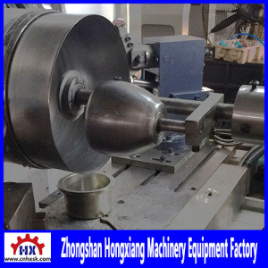 CNC metal spinning machine Iron spinning Heavy Duty CNC spinning machine