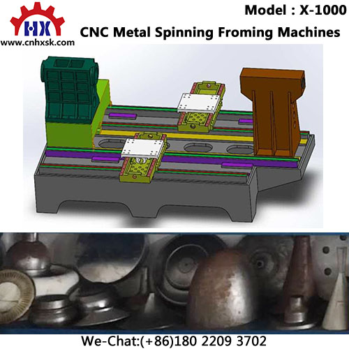Customized CNC Machined Precision Metal Titanium Alloy Spinning Machinery Equipment as Customer's Design