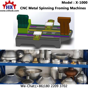 Custom Heavy Industry CNC Metal Titanium Alloy Spinning Machine Parts High Quality Metal Stamping Processing