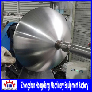 Global After Sales Cnc Metal Spinning Machine for Stainless Steel Iron Pan Large Spinning