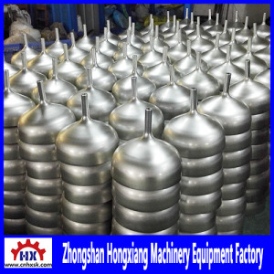 European Lampshade Automatic Metal Spinning Processing Machinery