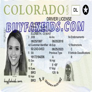 Colorado NEW