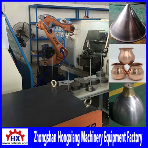 CNC Metal Spin Automatic Spinning Machine price X-600 Standard