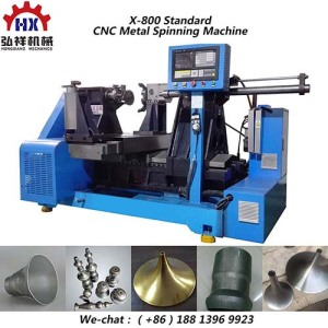 Custom CNC metal spinning machine parts High quality metal stamping processing Equipment