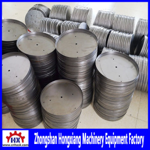 Top Quality CNC Spinning Machinery Automatic Lathe for Metal Iron Plate Round Products