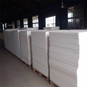 FireProof Aluminum Silicate refractory high temperature ceramic fiber board