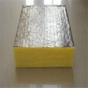 Aluminum Foil Veneer Glass Wool Board