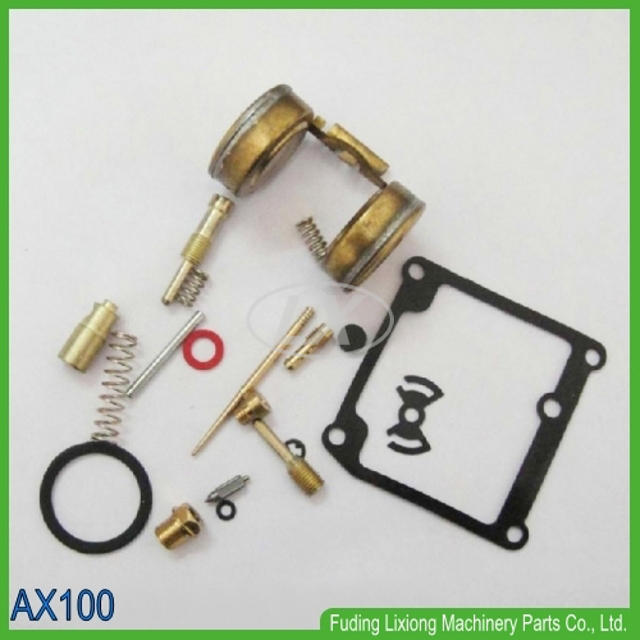 Kit de reparo do carburador AX100