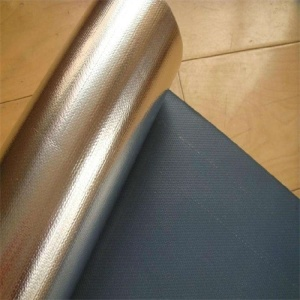 Rubber Sheet With Aluminium Foil