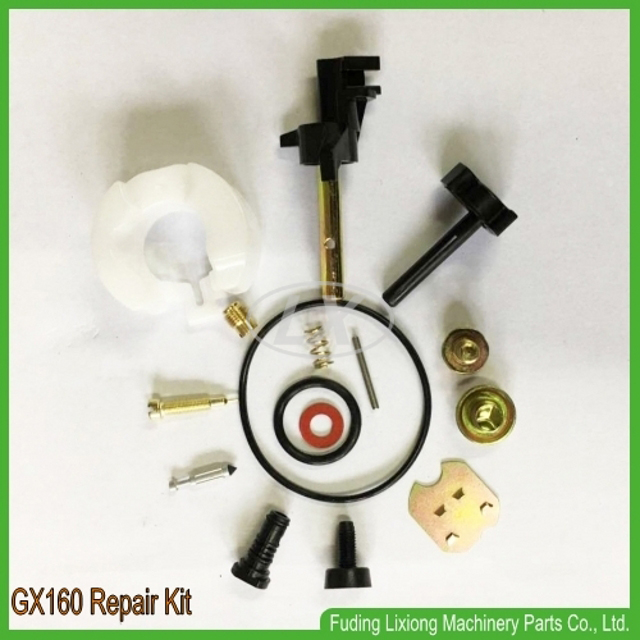 168F/170F GX160/GX200 Carburetor Repair Kit