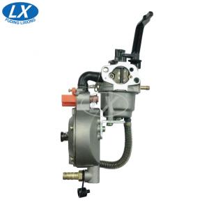 Мультитопливо Honda GX160 GX200 Генератор КПГ Карбюратор СНГ