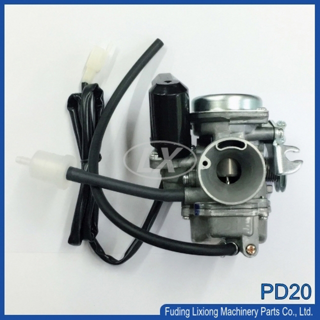 PD20 WH100T 100cc Motorcycle Carburetor