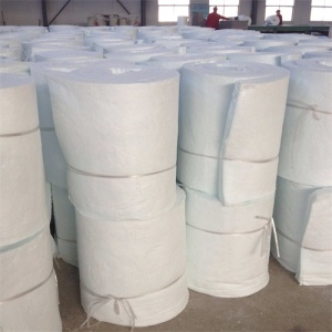Refractory heat resistant material silicate aluminum ceramic fiber blanket