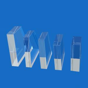Szkło kryształowe optyczne do pryzmatu kosmetycznego